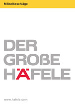 Der Große Häfele Katalog